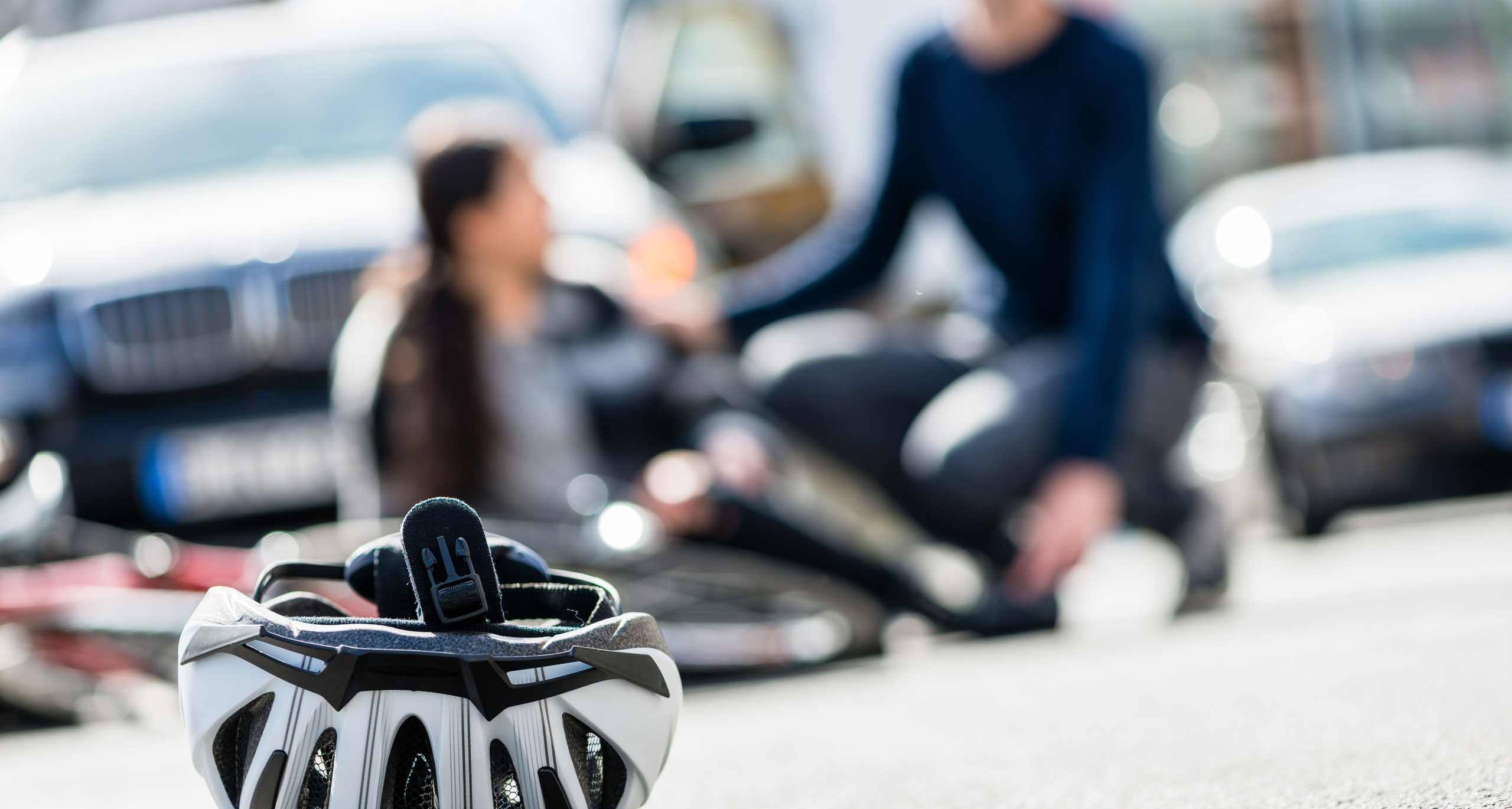 Unfallversicherung Fahrradunfall